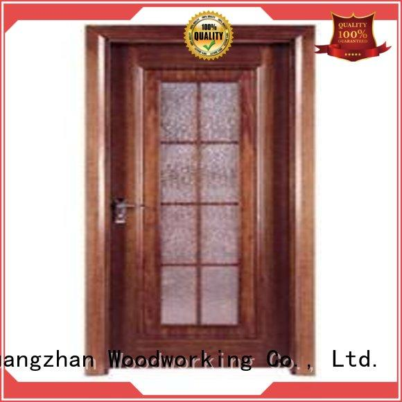 hot selling plywood flush internal doors flush Runcheng Woodworking company