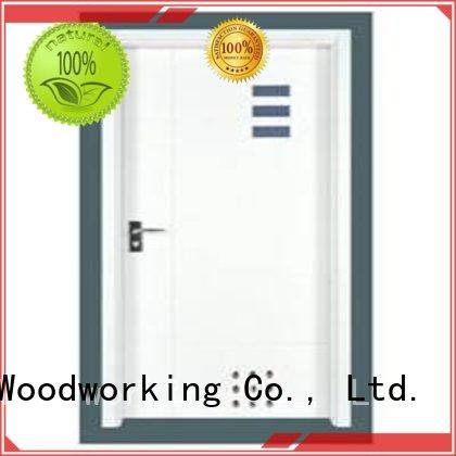 plywood flush internal doors flush hot selling door Runcheng Woodworking Brand company