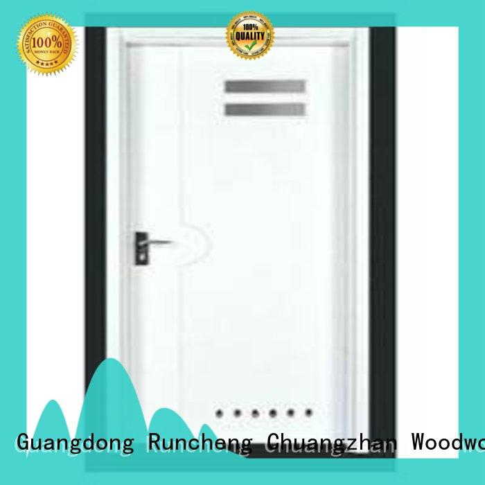 high-quality wooden flush door price list popular supplier for indoor