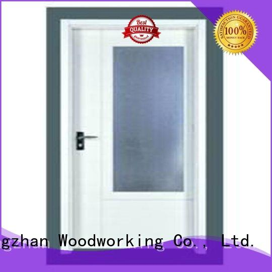plywood flush internal doors durable hot selling wooden flush door Runcheng Woodworking Brand