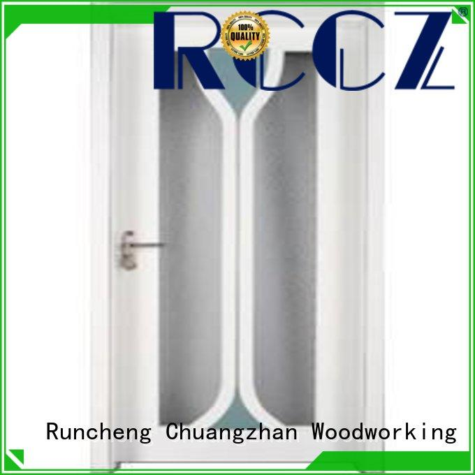 Runcheng Chuangzhan high-grade internal glazed double doors company for hotels
