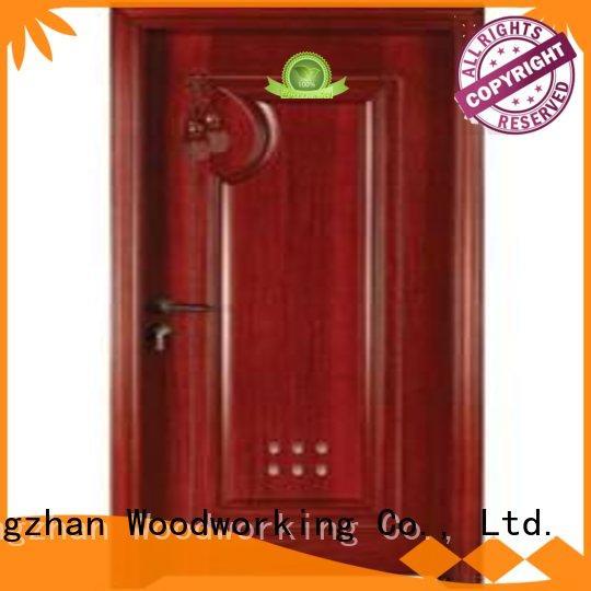 eco-friendly best door for bathroom door Supply for indoor