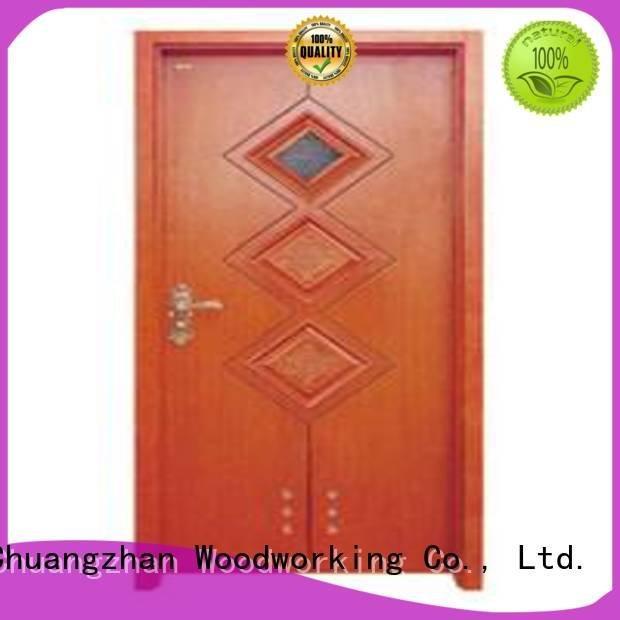 bathroom door Runcheng Woodworking Brand composite interior doors factory