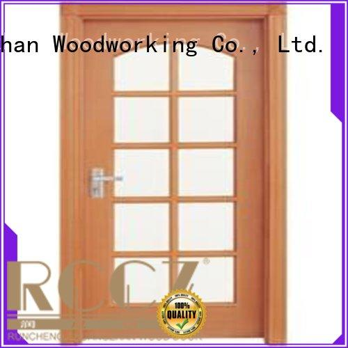durability internal glazed double doors eco-friendly Suppliers for villas