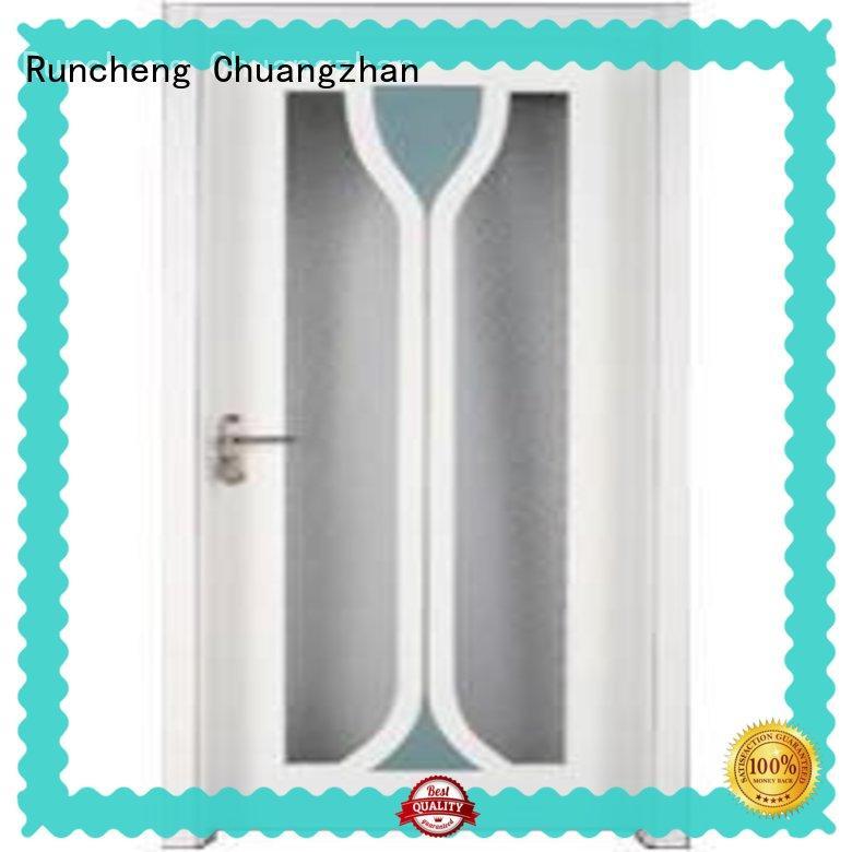 Runcheng Chuangzhan consummate interior doors online wholesale for indoor