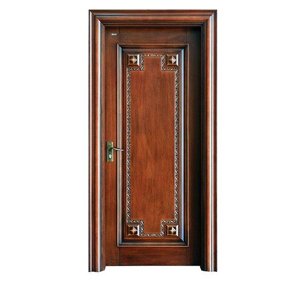 S031 Interior Pure Solid Wooden Door