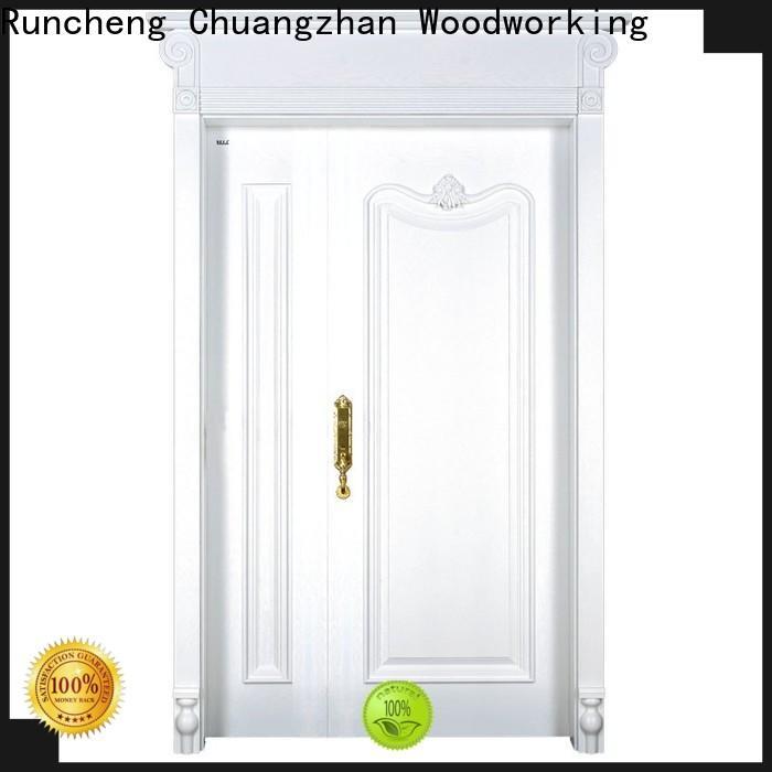 Runcheng Chuangzhan Top interior double doors company for hotels