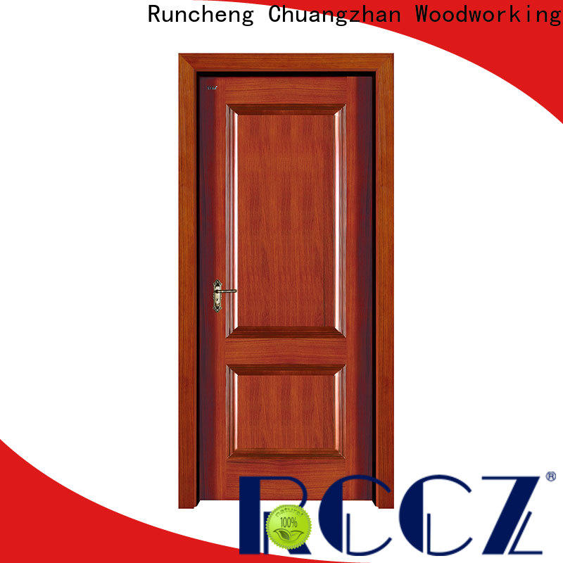 Wholesale exterior wood doors for business for villas