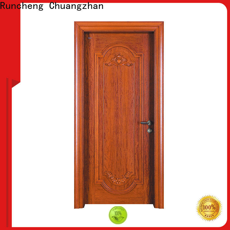 Runcheng Chuangzhan Custom custom solid wood doors for business for homes