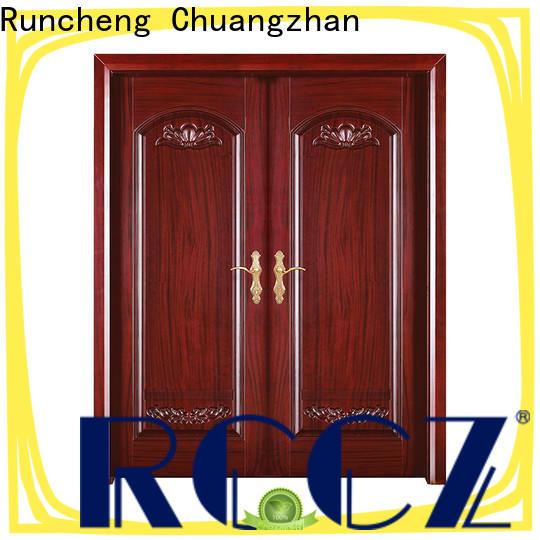 Runcheng Chuangzhan custom exterior doors company for indoor