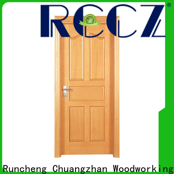 Runcheng Chuangzhan Best internal house doors factory for offices
