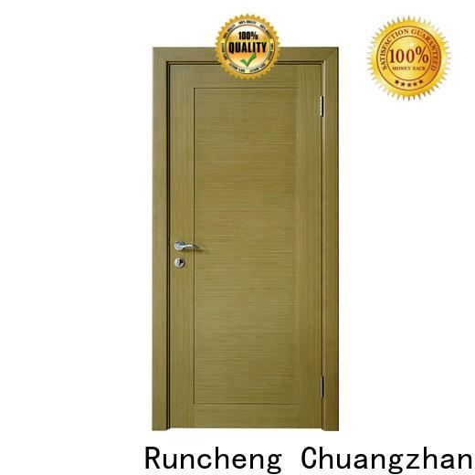 Runcheng Chuangzhan New modern interior doors suppliers for offices
