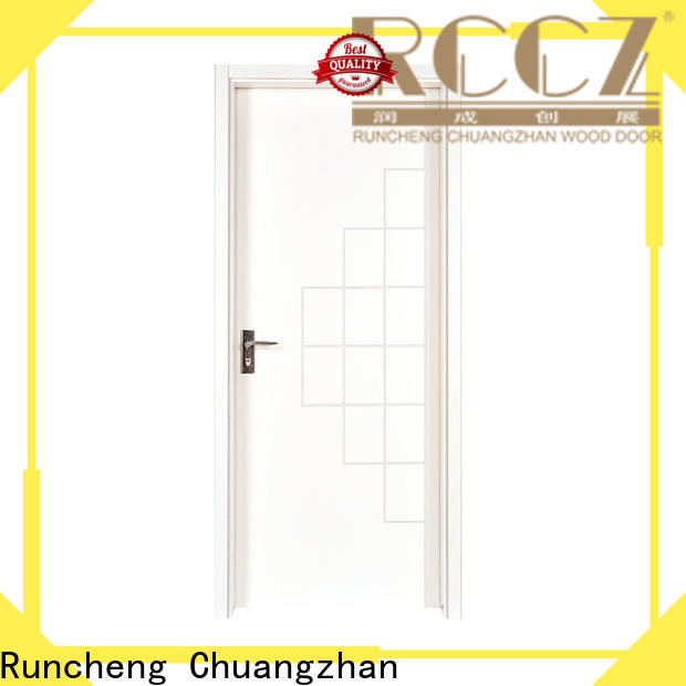 Wholesale white wooden internal doors for business for indoor