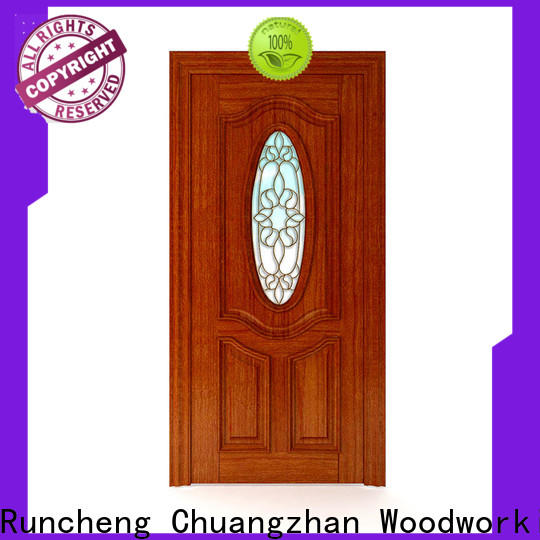 Runcheng Chuangzhan Wholesale contemporary exterior doors for business for homes