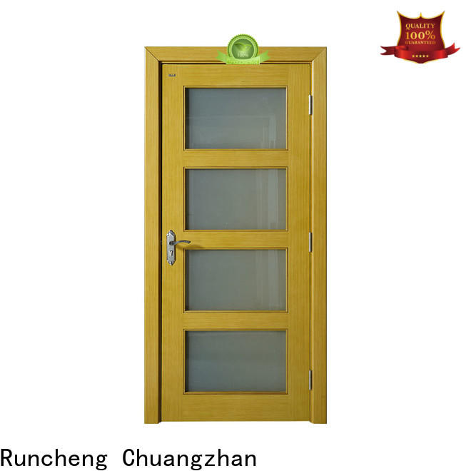 Latest modern solid wood interior doors company for indoor