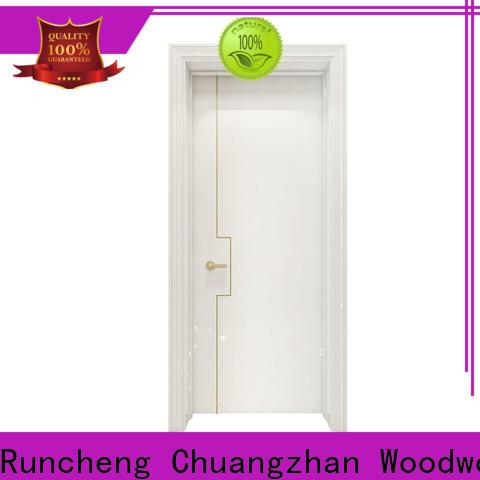 Runcheng Chuangzhan single wood door design suppliers for offices