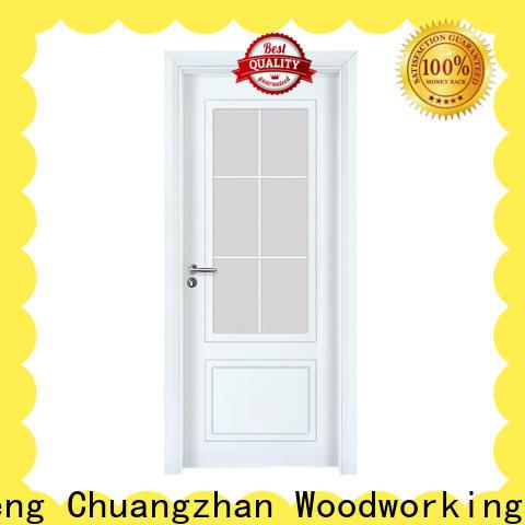 Runcheng Chuangzhan Top paint finish interior doors factory for homes