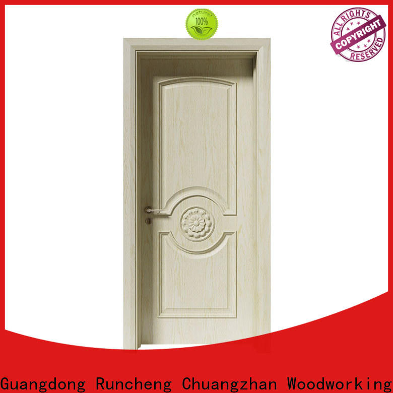 Runcheng Chuangzhan interior wood doors factory for offices