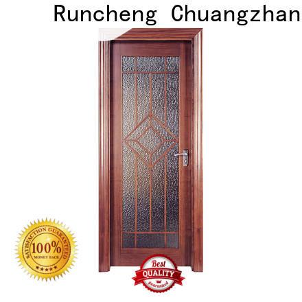Custom interior home doors factory for hotels