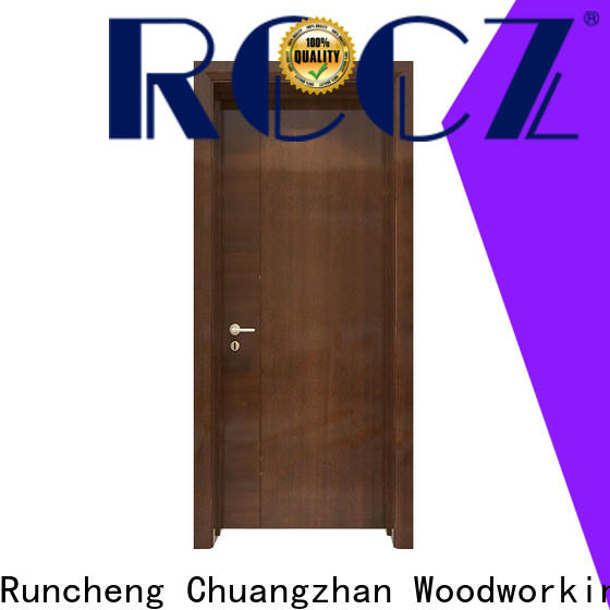 Runcheng Chuangzhan solid wood doors interior suppliers for homes