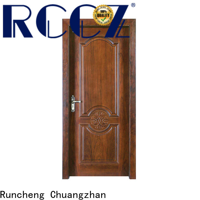 Runcheng Chuangzhan Wholesale interior wood doors suppliers for hotels