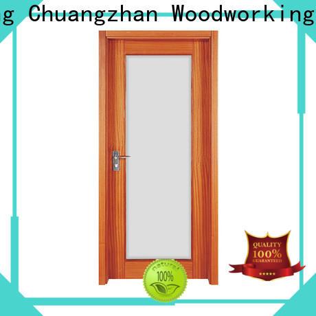 Runcheng Chuangzhan Latest internal wooden doors for business for indoor