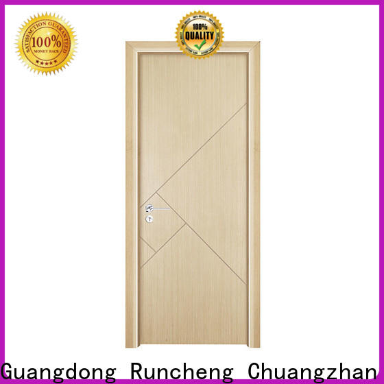 Latest new interior wooden doors manufacturers for homes