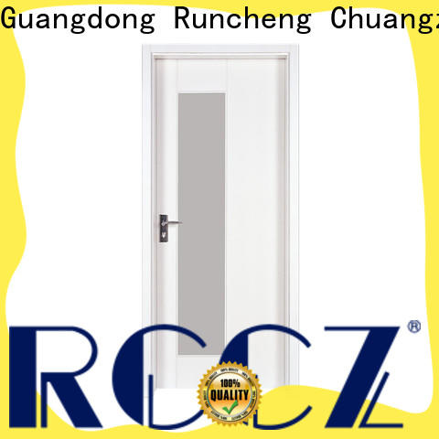 Latest paint wooden door for business for hotels