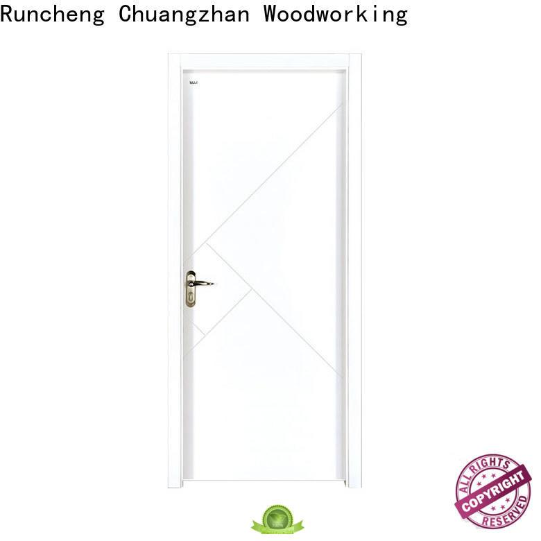 Runcheng Chuangzhan New wood interior doors company for indoor