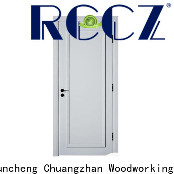 Runcheng Chuangzhan Best new wood door design manufacturers for indoor