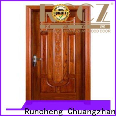 Runcheng Chuangzhan Latest bedroom door cost manufacturers for indoor