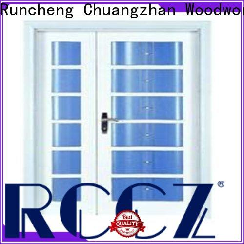 New double front doors eco-friendly factory for hotels