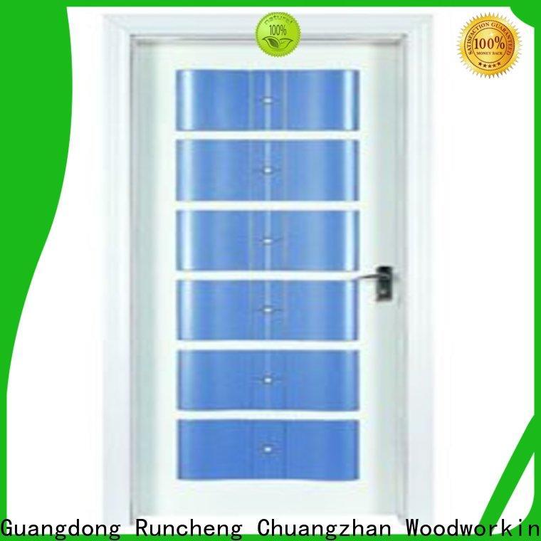 Runcheng Chuangzhan door standard bedroom door supply for homes
