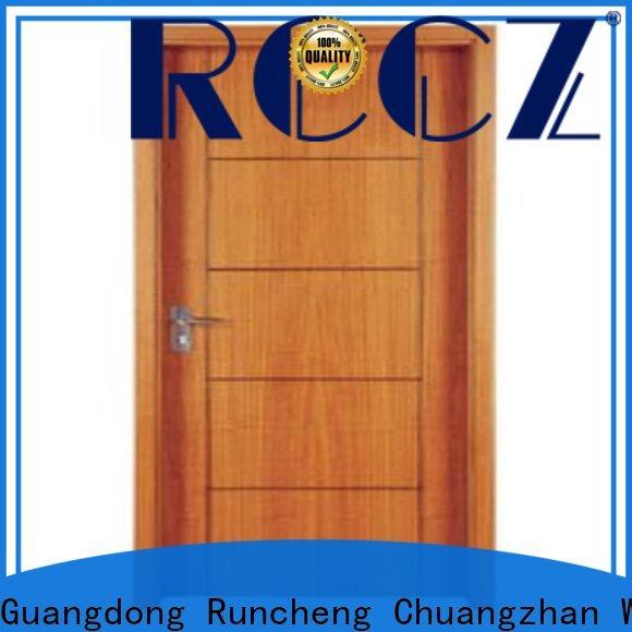 New wooden flush door design popular manufacturers for offices