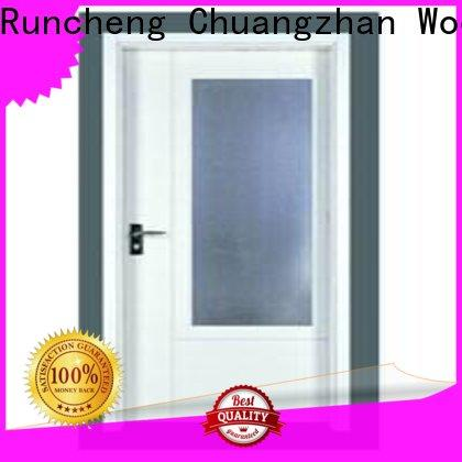 Wholesale hardwood flush door popular suppliers for villas