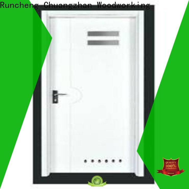 Runcheng Chuangzhan High-quality wooden flush door manufacturers for business for homes