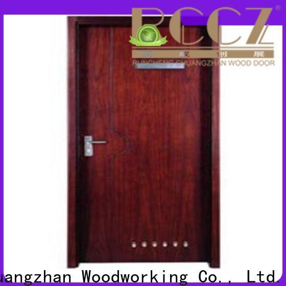 Custom wooden flush door modern suppliers for offices