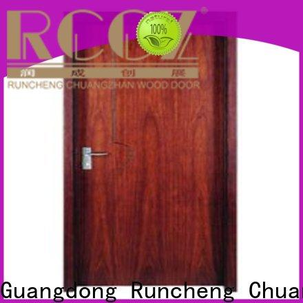 Custom flush wood door manufacturers design for business for offices