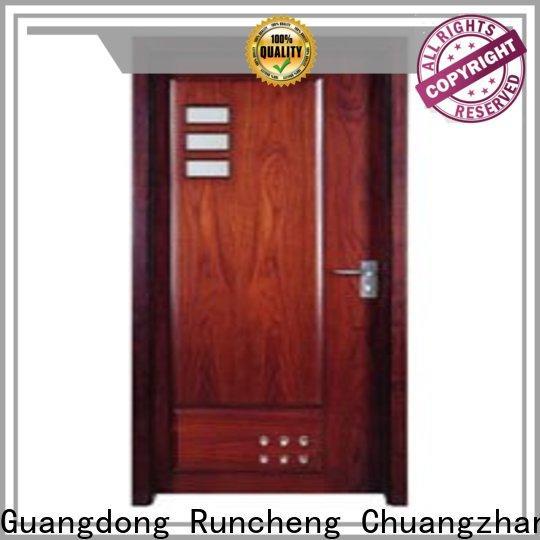 New wooden flush door price list popular supply for homes