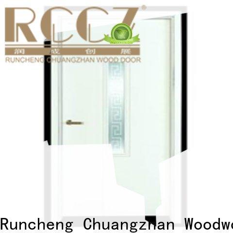 Best wooden flush door price design suppliers for villas