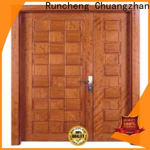 Runcheng Chuangzhan double door company for villas