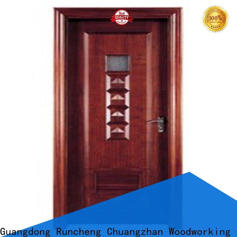 Runcheng Chuangzhan High-quality interior bathroom doors manufacturers for homes