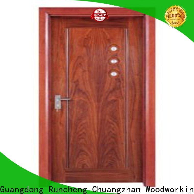 Runcheng Chuangzhan Custom new bedroom door supply for villas