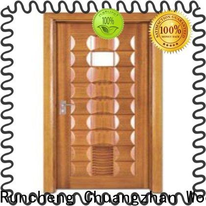 Runcheng Chuangzhan High-quality interior bathroom doors supply for indoor