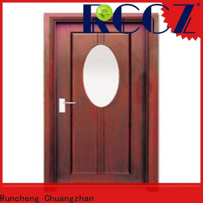 Runcheng Chuangzhan attractive double glazed interior doors factory for offices