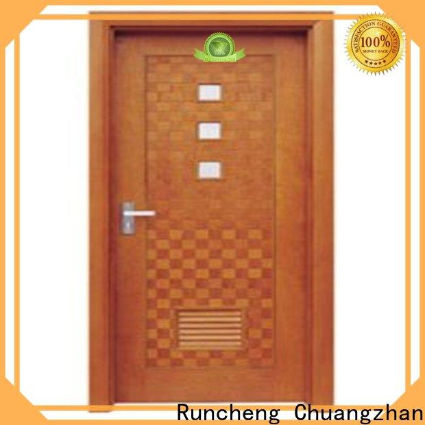 Runcheng Chuangzhan eco-friendly bathroom door options for business for homes