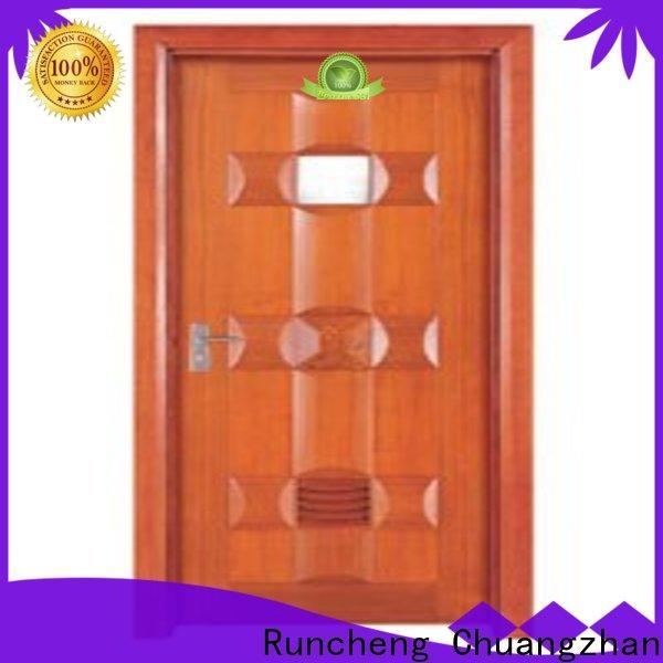 Runcheng Chuangzhan Best new bathroom door suppliers for indoor