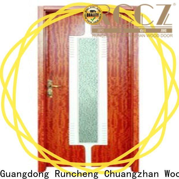 Runcheng Chuangzhan wooden double glazed doors company for hotels
