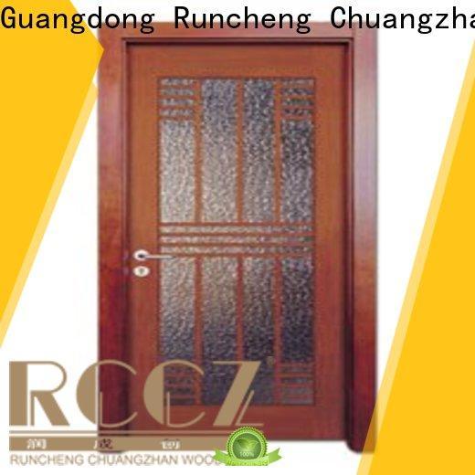 Top internal glazed double doors durability suppliers for indoor