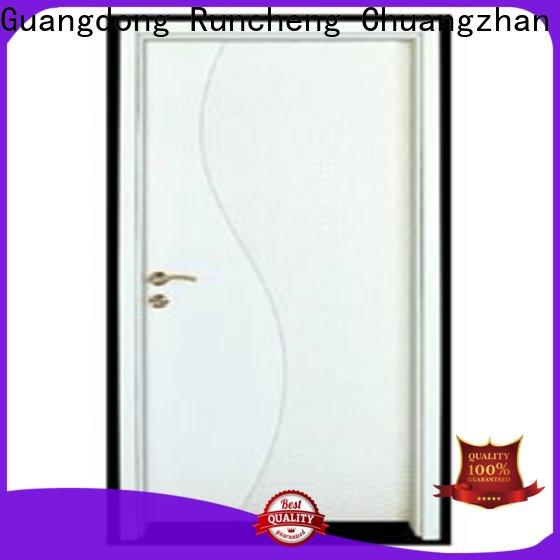 Runcheng Chuangzhan High-quality buy bedroom door supply for homes